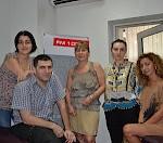 Reportaje sobre la exposición 'Reanimation' 2011 – Art Caucasus space