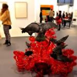 Una de las galerías más famosas de Barcelona – Galería Carles Taché en ARCO – parte 3