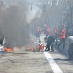 La Vaga General 29/03/2012 – Barcelona, destrozando la ciudad