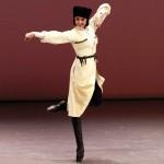 Lekuri (choreography reconstructed by G. Marghania after V. Chabukiani)
