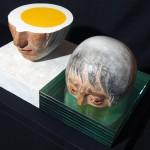 Akira Miyamoto, escultor japonés